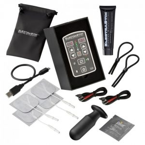 fetish-bondage - electrosex - control-gear