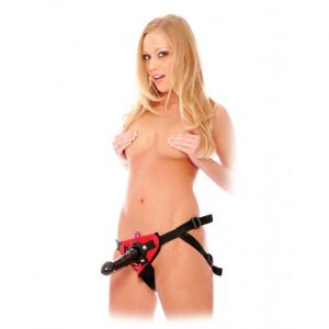 Sex Toys - Strap-Ons - Vibrating Realistic Strap-Ons