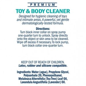Essentials - Hygiene & Personal Care - Personal & Toy Cleaner